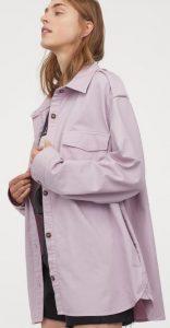 λιλά γυναικείο jacket 2021
