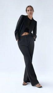 μαυρο σακακι ζαρα 2021