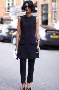μαύρο παντελόνι μαύρο φόρεμα καλοκαιρινά ρούχα φθινόπωρο