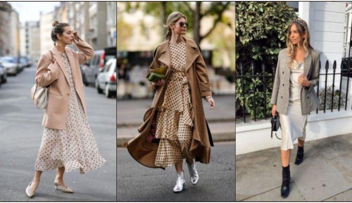Πως να φορέσεις το μάξι φόρεμα το φθινόπωρο!