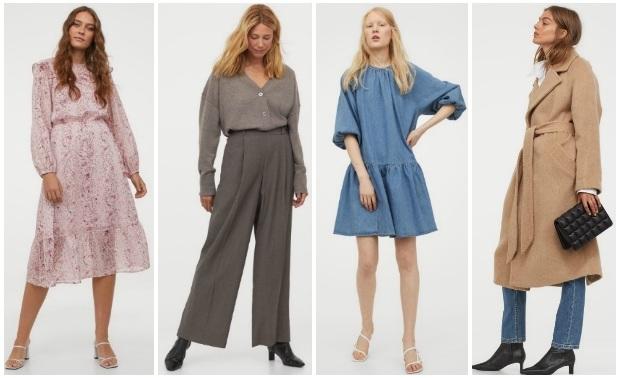 Χειμερινά γυναικεία ρούχα H&M για το 2021
