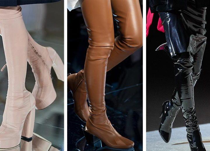 Η Μόδα στα Γυναικεία Παπούτσια για το Χειμώνα 2021