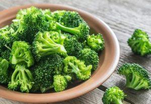 μπρόκολο κομματάκια τροφές αντιγηραντική δράση