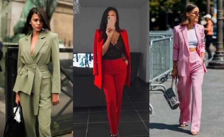 5 Τρόποι να φορέσεις ένα γυναικείο κουστούμι με στυλ!