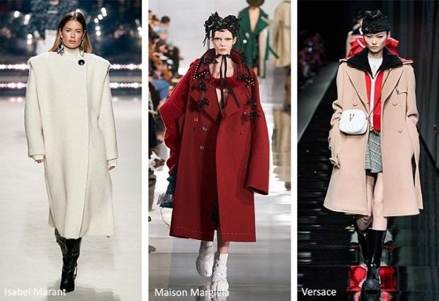 oversized γυναικεία παλτό 2021