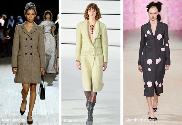 τάσεις μόδας στα γυναικεία παλτό