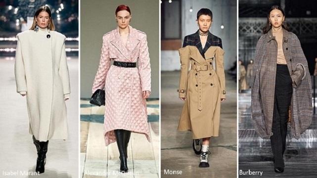 Ποια γυναικεία παλτό θα φορεθούν πολύ το 2021