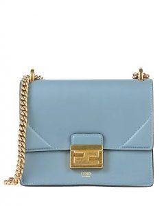 γαλάζια τσάντα fendi