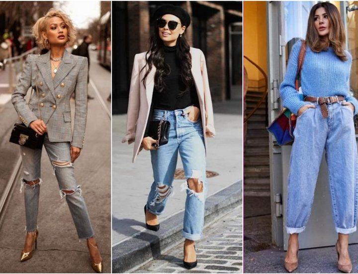 8 Τάσεις στα γυναικεία τζιν παντελόνια για το 2021