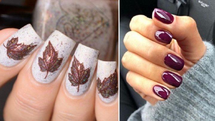 35 Υπέροχα φθινοπωρινά σχέδια για τα νύχια σου!