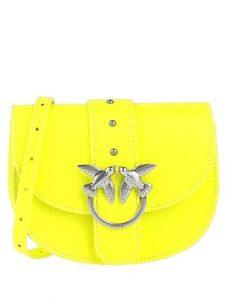 κίτρινη γυναικεία τσάντα