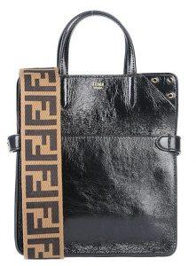 μαύρη τσάντα fendi