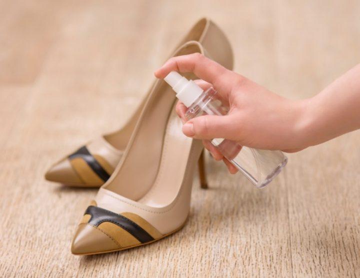 5 Συμβουλές για να μη μυρίζουν τα παπούτσια!