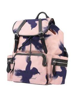 ροζ μπλε σακίδιο