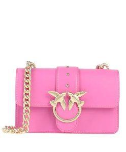 ροζ pinko τσάντα