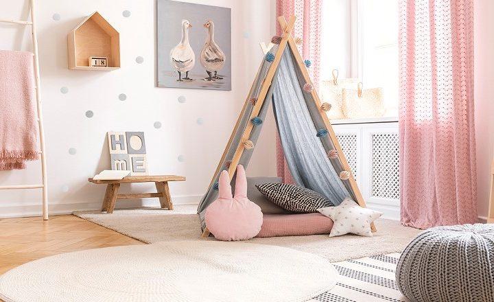 4 Έξυπνες ιδέες για παιδικό δωμάτιο!
