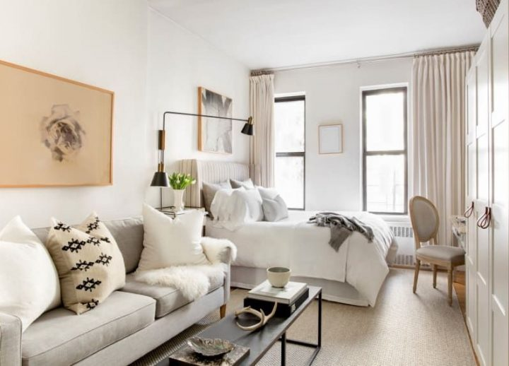 5 Tips για να διακοσμήσεις ένα studio διαμέρισμα!