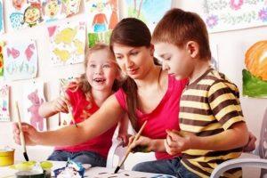 ζωγραφικη με παιδια