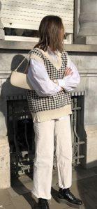 ασπρόμαυρο ντύσιμο
