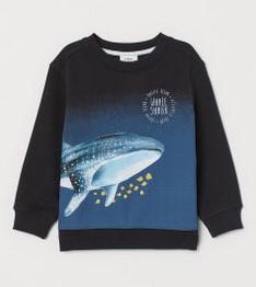 μαυρη μπλε μπλουζα h&m