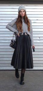 casual χειμωνιάτικο ντύσιμο