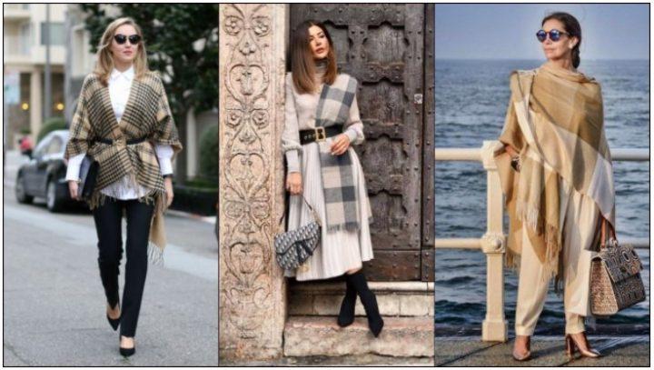 4 Τρόποι για να φορέσεις με στυλ μια εσάρπα!