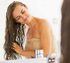φυσικο στεγνωμα μαλλιων