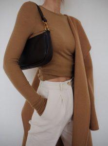 γήινο γυναικείο ντύσιμο