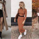 γυναικεία χειμωνιάτικα outfits