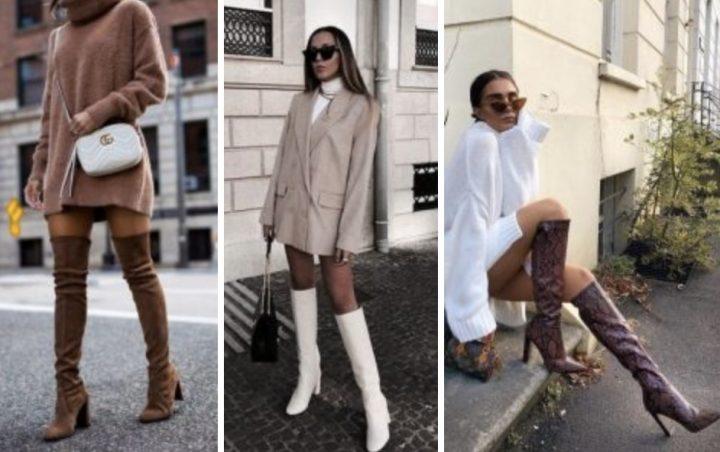 12 Υπέροχα χειμερινά γυναικεία παπούτσια!