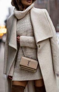 γυναικείο χειμερινό ντύσιμο
