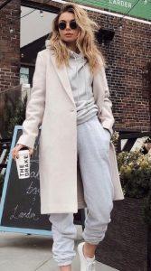γυναικείο χειμωνιάτικο ντύσιμο