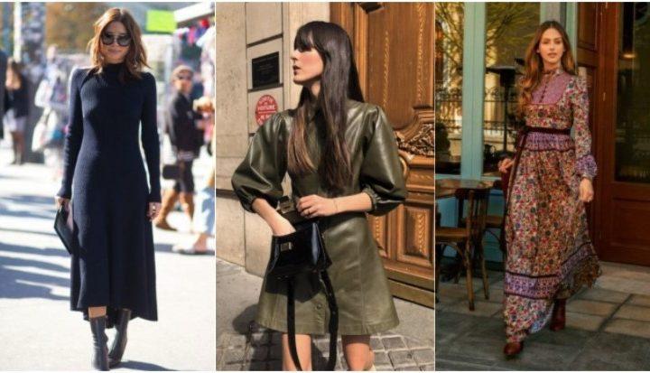 5 Καθημερινά φορέματα για casual χειμωνιάτικες βόλτες!