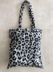 λεοπάρ τσάντα ώμου