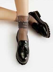 μαύρα παπούτσια oxfords