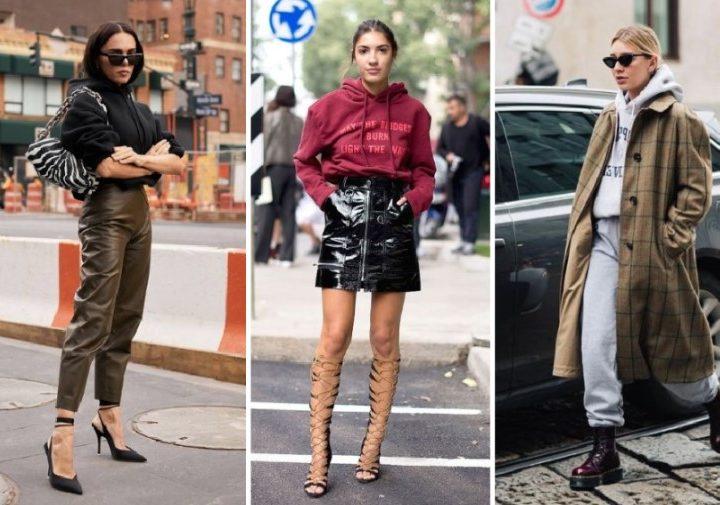 Πως να φορέσεις με στυλ το φούτερ σου τον χειμώνα!