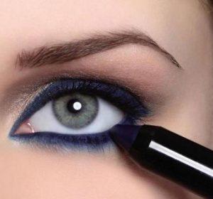 μπλε σκια γαλαζια ματια