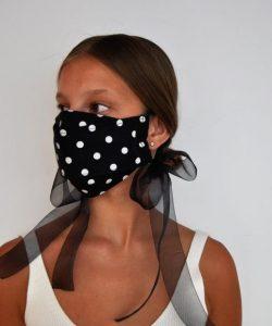 πουά μάσκα αναπνοής