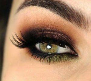 πρασινα ματια και σκια
