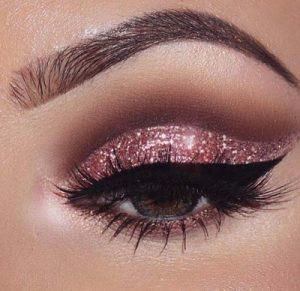 ροζ σκια πρασινα ματια