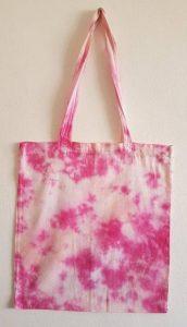 ροζ τσάντα ώμου