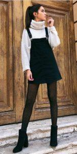 σαλοπέτα φόρεμα