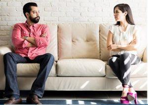 Σύμβουλος ζευγαριού προβλήματα στο γάμο