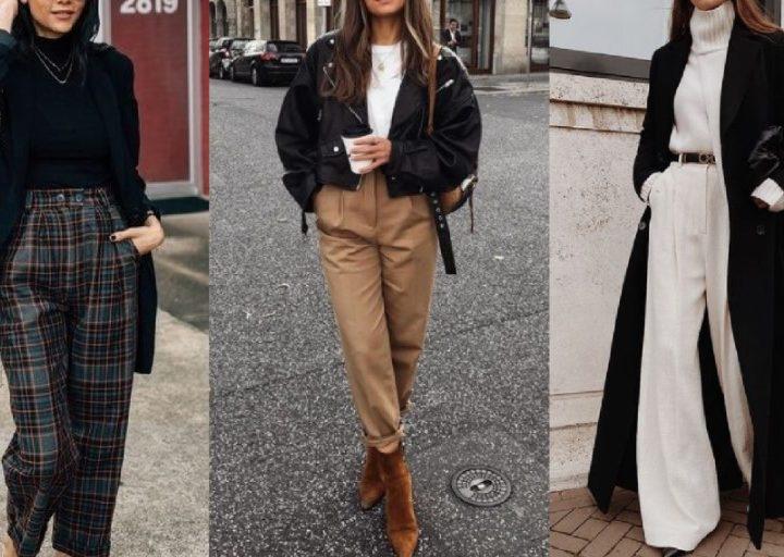 6 Τάσεις στα γυναικεία παντελόνια για το 2021