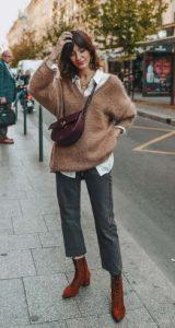 χειμωνιάτικο καθημερινό ντύσιμο