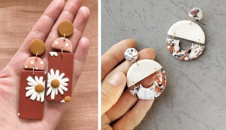 Πως να φτιάξεις μοναδικά κοσμήματα από πολυμερικό πηλό!