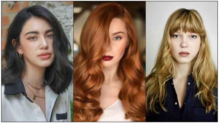 χρώματα μαλλιών νεότερη