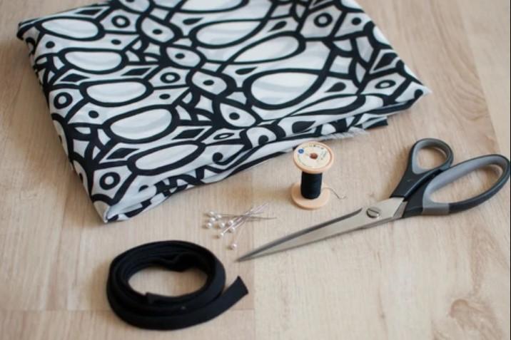 υλικά για diy τσάντα