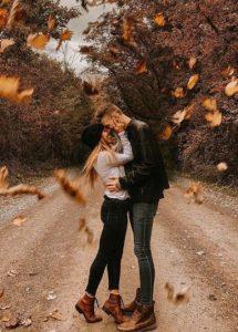 couple Φθινόπωρο