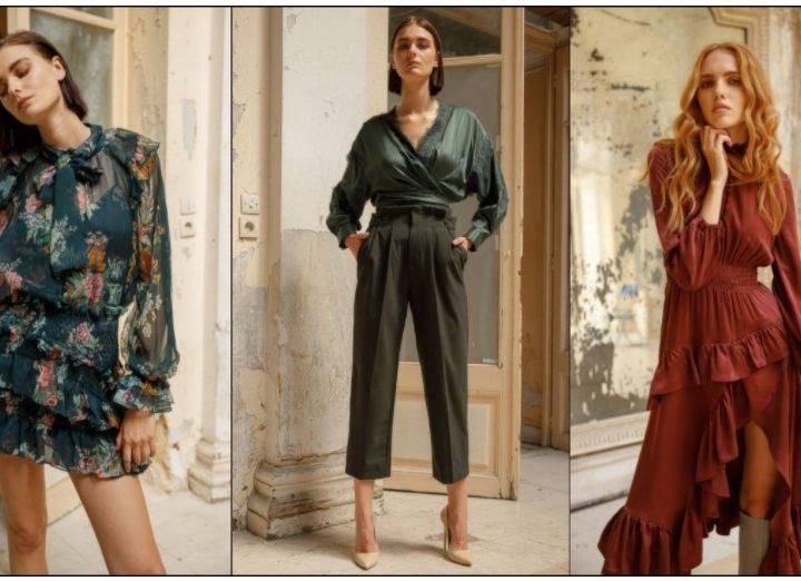 Νέα γυναικεία ρούχα Zini Boutique για το Χειμώνα 2021